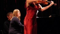 Here are several pics from theSaturday, February 14 performance of my Violin Sonata at Symphony Space. The concert was presented by the New York Composers Circle, and is their custom,...