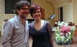 with mezzo-soprano Christina Goyne