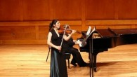 Stani Dimitrova and Bethany Porter offered an outstanding performance of my Violin Sonata in the Staller Recital Hall at SUNY Stony Brook. Stani is working toward her Doctorate in violin...
