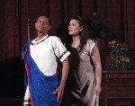 "Thaddeus Ferguson and Chiara Issa perform songs from ""Hades"""