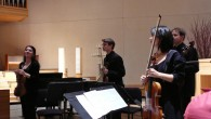 The Adagio for String Quartet receives a fantastic performance as the NYCC kicks of its 10th year.