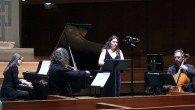 The New York Composers Circle presented a concert at Saint Peters Church at the Citigroup Center on February 19, 2013. Among the pieces performed were two of my compositions, Amid...