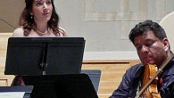 """The Rose Cycle"" is a new com­po­si­tion for soprano and string quar­tet, and it pre­miered April 22, 2014. The con­cert was pre­sented by the New York Com­posers Cir­cle at Saint..."
